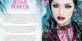 Foto Anak Jessica Iskandar Dipamerkan di Buku Jedar Power