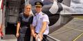 Kehidupan Sempurna Pilot Ganteng Tom C Pujaan Wanita