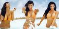 Kim Kardashian Tangisi Payudara Besarnya di Usia 13 Tahun