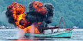 Media Asing Puji Indonesia Tenggelamkan Kapal Nelayan Ilegal