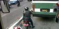 PNS Kena Cegat Polantas: 'Bapak Lihat Enggak Kalau ini Pelat Merah'