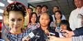Tukang Sampah Thailand Tolak Sumbangan Artis Cantik Panadda Wongphudee