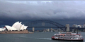 Video Detik-Detik Terbentuknya Badai Super di Australia