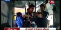 Video Dua Gadis India Melawan Pelaku Pelecehan Seksual di Bus