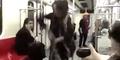 Video Gadis Iran Menari di Kereta Tuntut Kebebasan Berekspresi