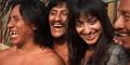 Wanita Cantik Inggris Nikahi Pria Asli Suku Amazon