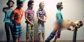4 Bocah Pemerkosa Diringkus Polisi, 1 Pelaku Masih Kelas 1 SD