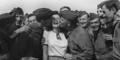 Aktris Cantik Marilyn Hare Cium 700 Tentara Sebelum Perang