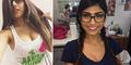 Bintang Porno Libanon Mia Khalifa Diancam Akan Dibunuh