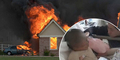 Bocah 6 Tahun Jadi Pahlawan Selamatkan Kakek Terbakar