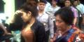Cewek Cantik Nyabu Tetap Woles Saat Ditangkap Polisi
