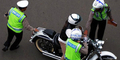 Ditilang Malah Kabur, Pria Bawa Harley-Davidson Jadi Buron
