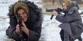Ekaterina Bilyik, Nenek 68 Tahun Ikut Latihan Militer Ukraina