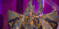 Elvira Devinamira Masuk 5 Besar Best National Costume Miss Universe 2015
