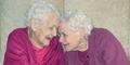 Florence dan Glenys, Kembar Identik Tertua Se-Inggris Usia 103 Tahun