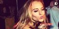 Foto Lindsay Lohan Pamer Celana Dalam Seksi Ini Editan?