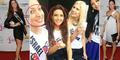 Selfie dengan Miss Israel, Gelar Miss Lebanon Terancam Dicopot