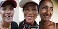 Gigi Depan Ompong Jadi Tren Remaja Afrika Selatan