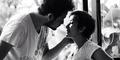 Hamil 9 Bulan, Widi Mulia-Dwi Sasono Foto Romantis