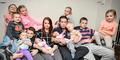 Ibu Muda 12 Anak Selalu Ditinggal Suami Selingkuh Saat Hamil