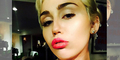 Ingin Punya Banyak Followers, Miley Cyrus Pamer Dada Montok