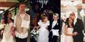 Jadi Pengiring Pengantin Waktu Bocah, 20 Tahun Kemudian Menikah
