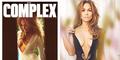 Jennifer Lopez Pose Sensual di Majalah Complex