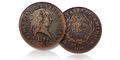 Koin Kuno Buatan Tahun 1792 Laku Rp 33,8 Miliar!