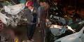 Mahasiswa Nyetir Ngawur Sebabkan Tabrakan Beruntun, 3 Orang Tewas
