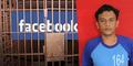 Napi Peras Ibu-Ibu di Facebook dengan Foto Bugil Dari Penjara