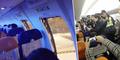 Penerbangan Molor 7 Jam, Penumpang Nekat Buka Pintu Darurat