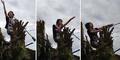 Pria Ini Tersetrum Saat Nyanyi Lagu Bruno Mars di Pohon