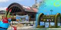 Restoran 'Krusty Krab' Sungguhan Ada di Kota Ramallah