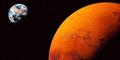 SpaceX Bangun Jaringan Internet di Mars