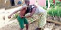Suami Terbakar Cemburu Pukul Kelamin Istri Sampai Bengkak