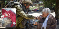 Tentara Israel Beri Minum Nenek Buta Lalu Menembaknya