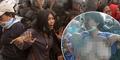 Tolak Rumah Digusur TNI, Wanita Cililitan Pamer Payudara