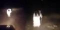 Video Hantu Mengejar Mobil Terekam Jelas di Inggris