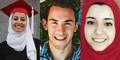 3 Anggota Keluarga Muslim Amerika Tewas Ditembak