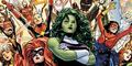 A-Force, The Avengers Versi Wanita