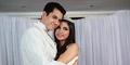 Adegan Pernikahan Romantis Kevin Julio-Jessica Mila di GGS #HappyWeddingNATAN