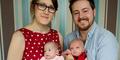 Ajaib, Wanita Punya Genetik Laki-Laki Lahirkan Bayi Kembar