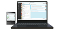 BlackBerry Blend, Cara BBM-an Lewat PC dan Tablet