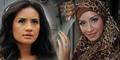 Demi Karier, Shinta Bachir Lepas Hijab