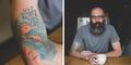 Gambaran Anak 5 Tahun Jadi Inspirasi Tato Ayah