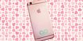 iPhone 6 Pink Spesial Hari Valentine Rp 36 Juta