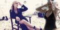 Kate Winslet Mendadak Seksi di Majalah Harper Bazaar