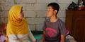Kisah Perjuangan Septiani, Polwan Cantik Anak Tukang Sapu