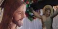 Misteri Patung Yesus Menangis Gegerkan Warga Yunani