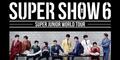 Super Junior Konser Super Show 6 di Jakarta 3 Mei 2015